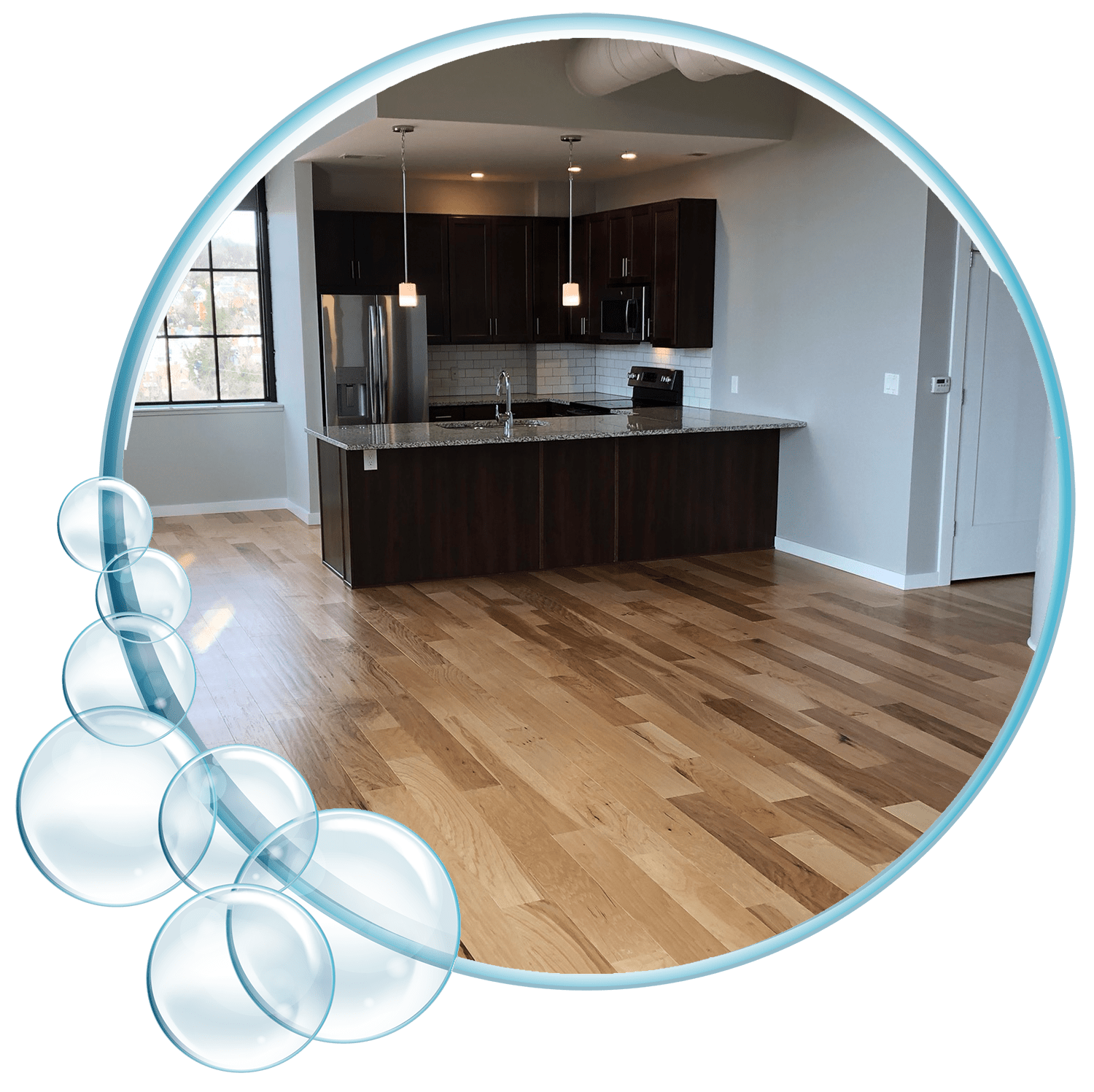 Hardwood Floor Cleaning - Howards Cleaning