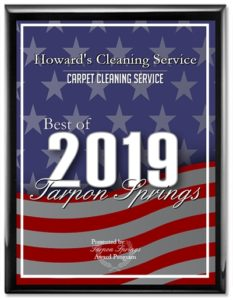 Best Carpet Cleaning Company 2019