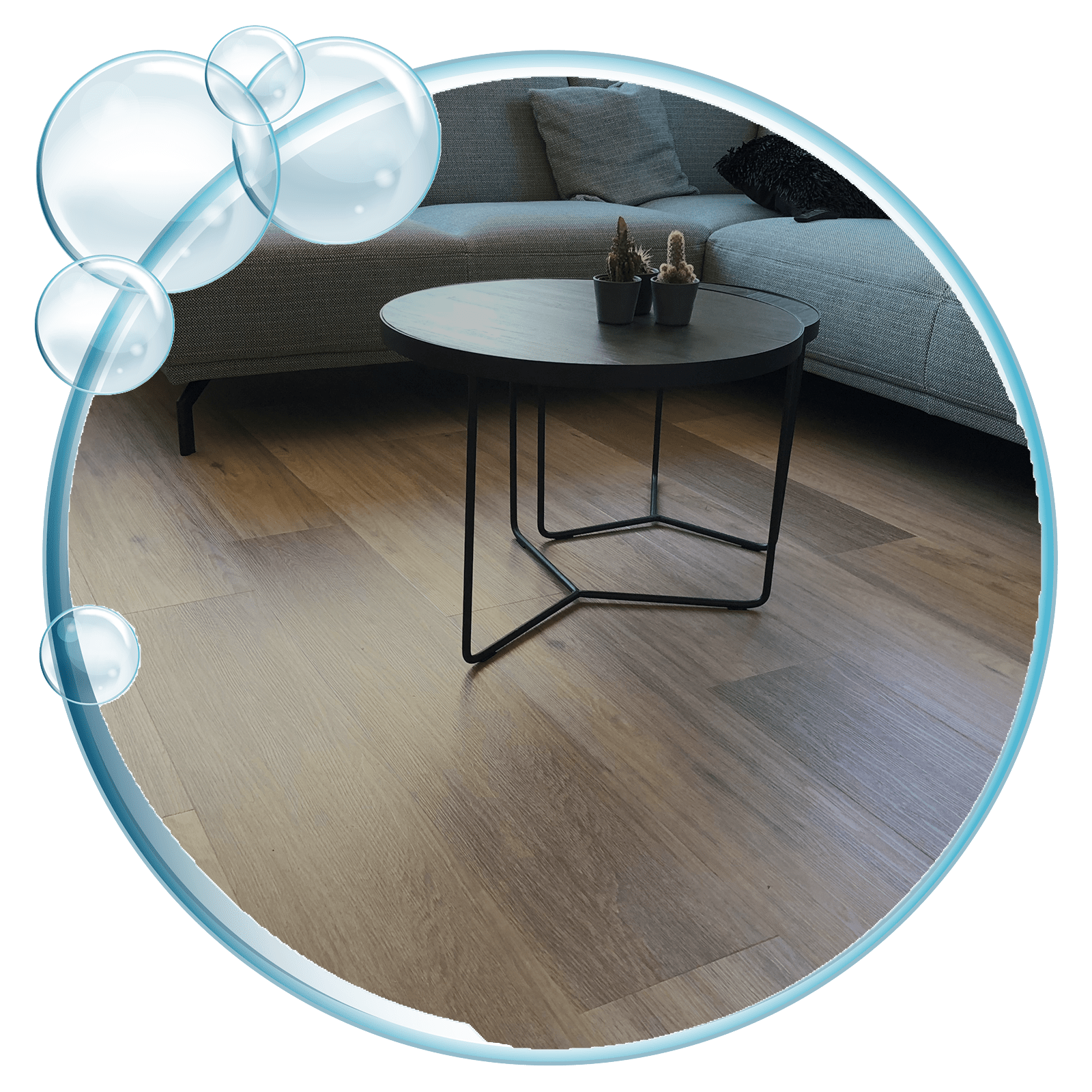 Laminate Floor Cleaning - Howards Cleaning