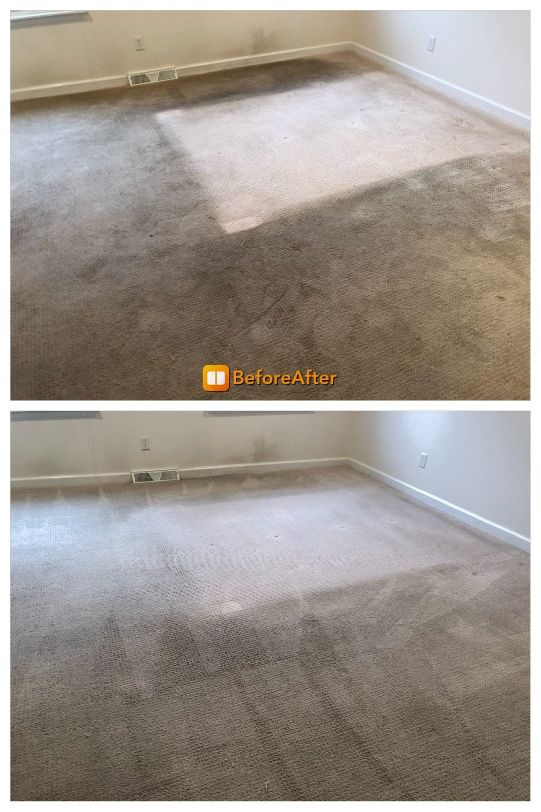 Professional Carpet Cleaning Anderson Ohio by Howards Cleaning Service