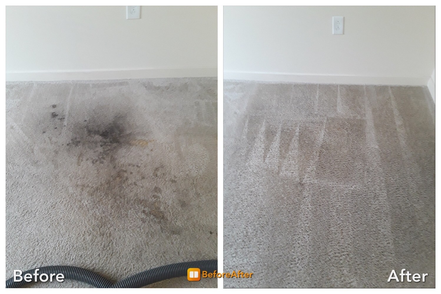 Professional Carpet Cleaning Amberley Ohio by Howards Cleaning Service