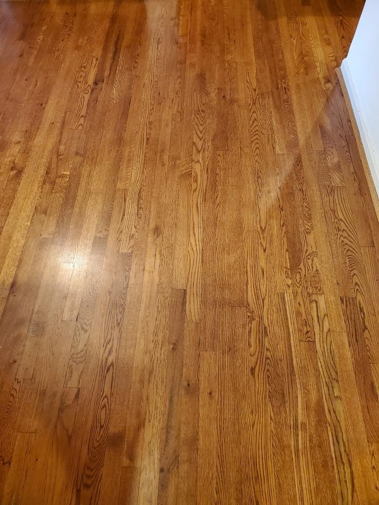 Professional Hardwood Floor Cleaning Indian Hill Ohio by Howards Cleaning Service