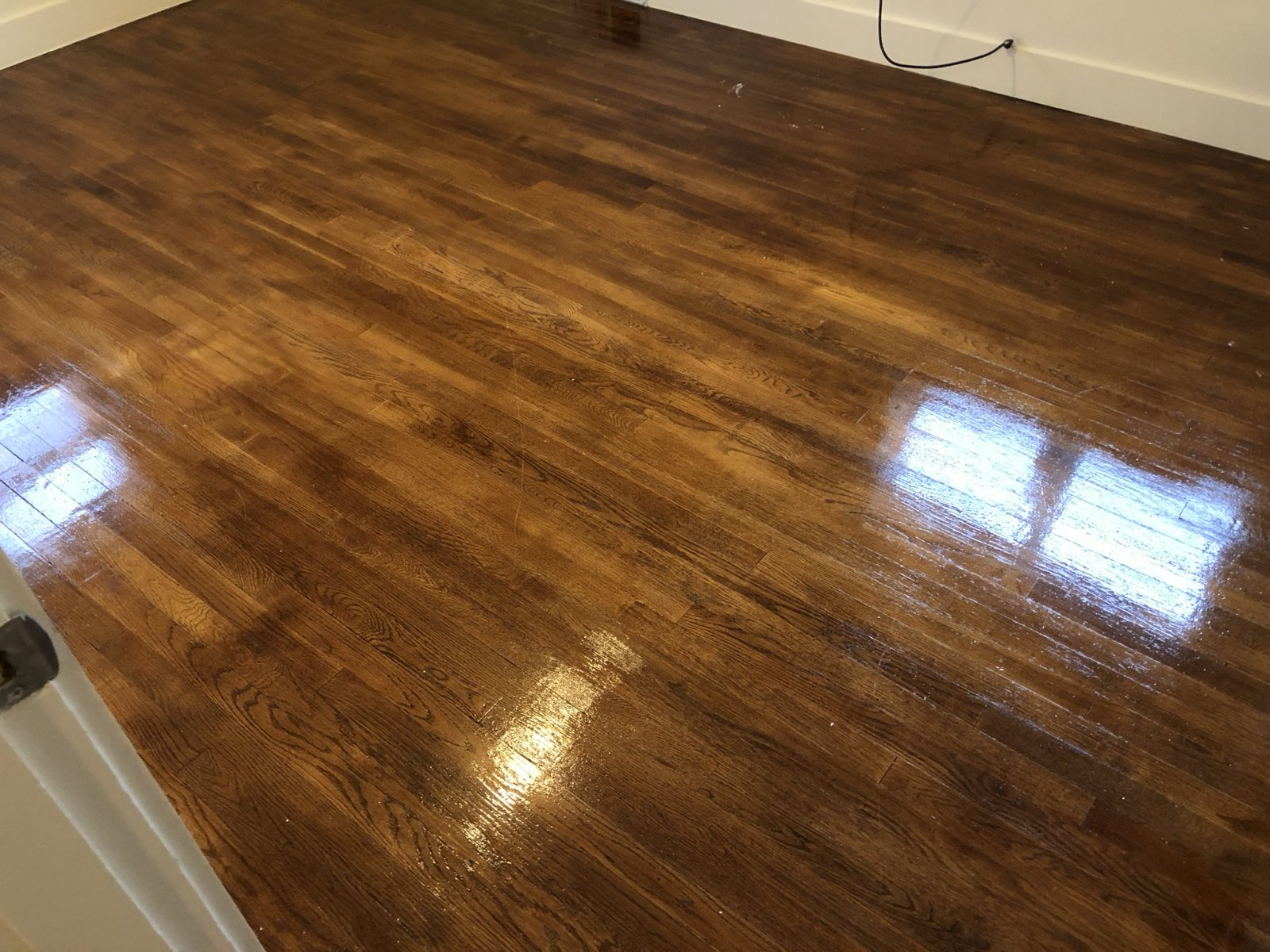 Professional Hardwood Floor Cleaning Wyoming Ohio by Howards Cleaning Service
