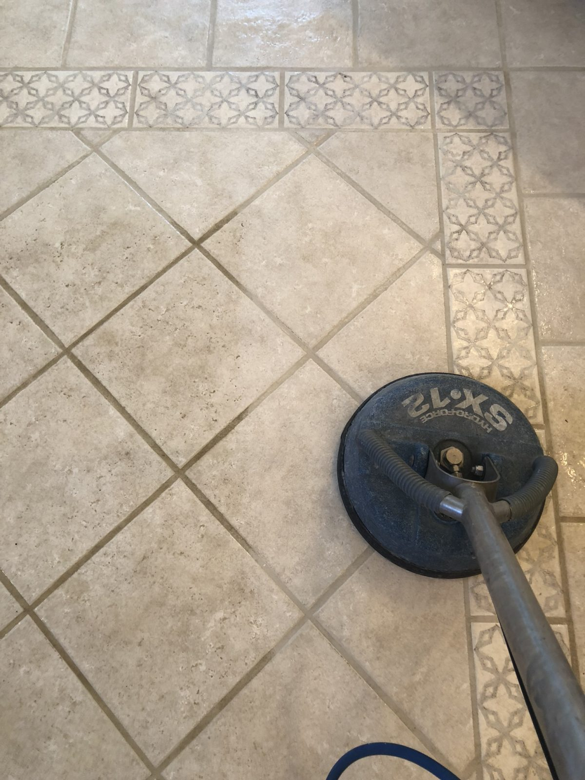 Professional Tile & Grout Cleaning Amberley Ohio by Howards Cleaning Service