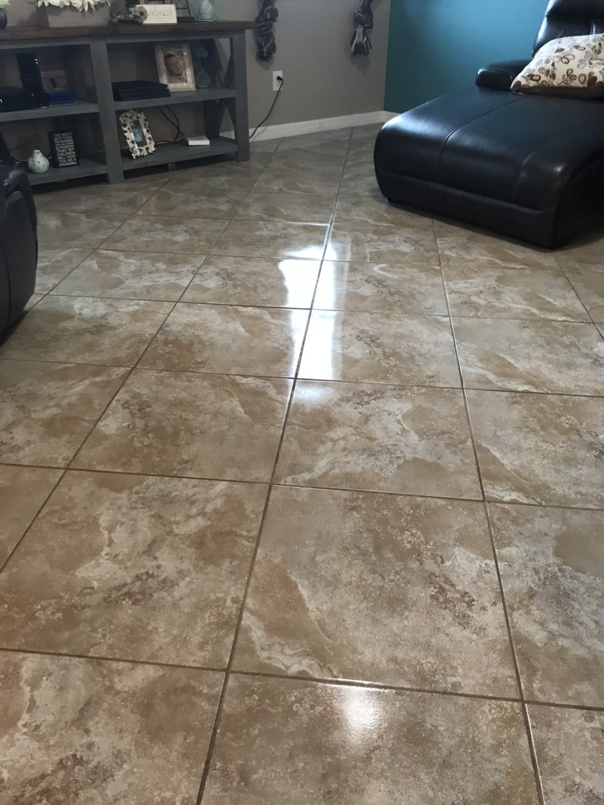 Professional Tile & Grout Cleaning Holiday Florida by Howards Cleaning Service