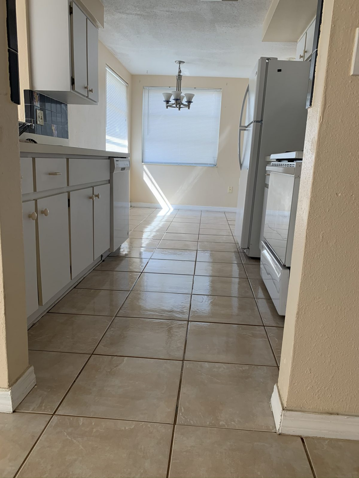 Professional Tile & Grout Cleaning Odessa Florida by Howards Cleaning Service