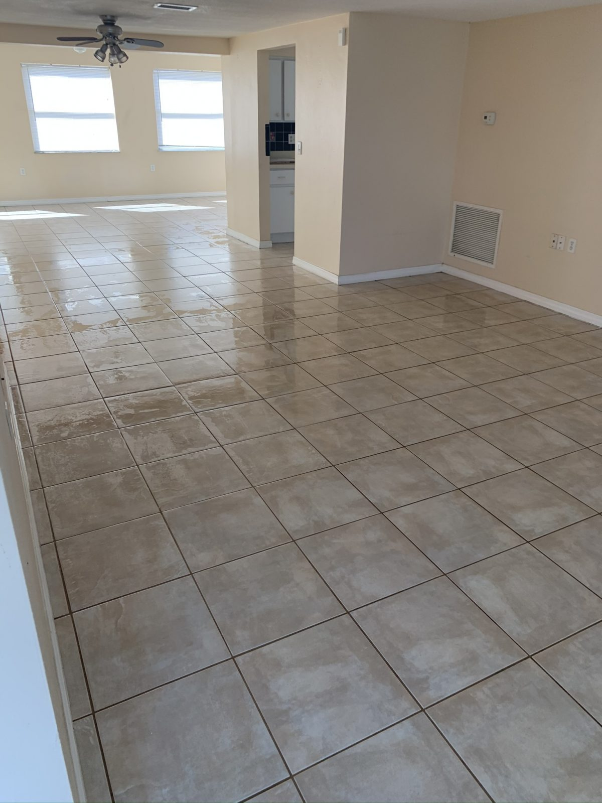 Professional Tile & Grout Cleaning Clearwater Florida by Howards Cleaning Service