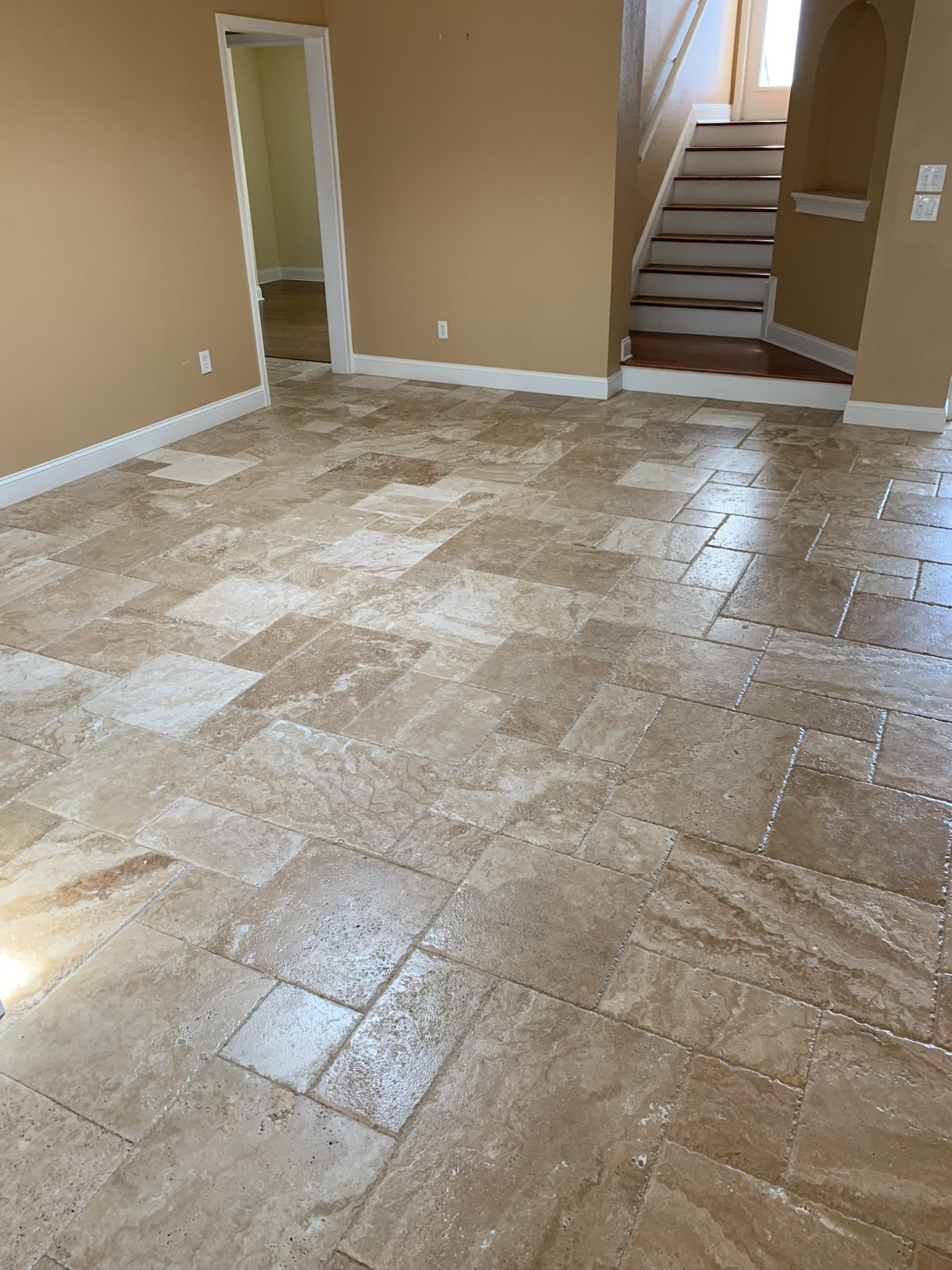 Professional Tile & Grout Cleaning Safety Harbor Florida by Howards Cleaning Service