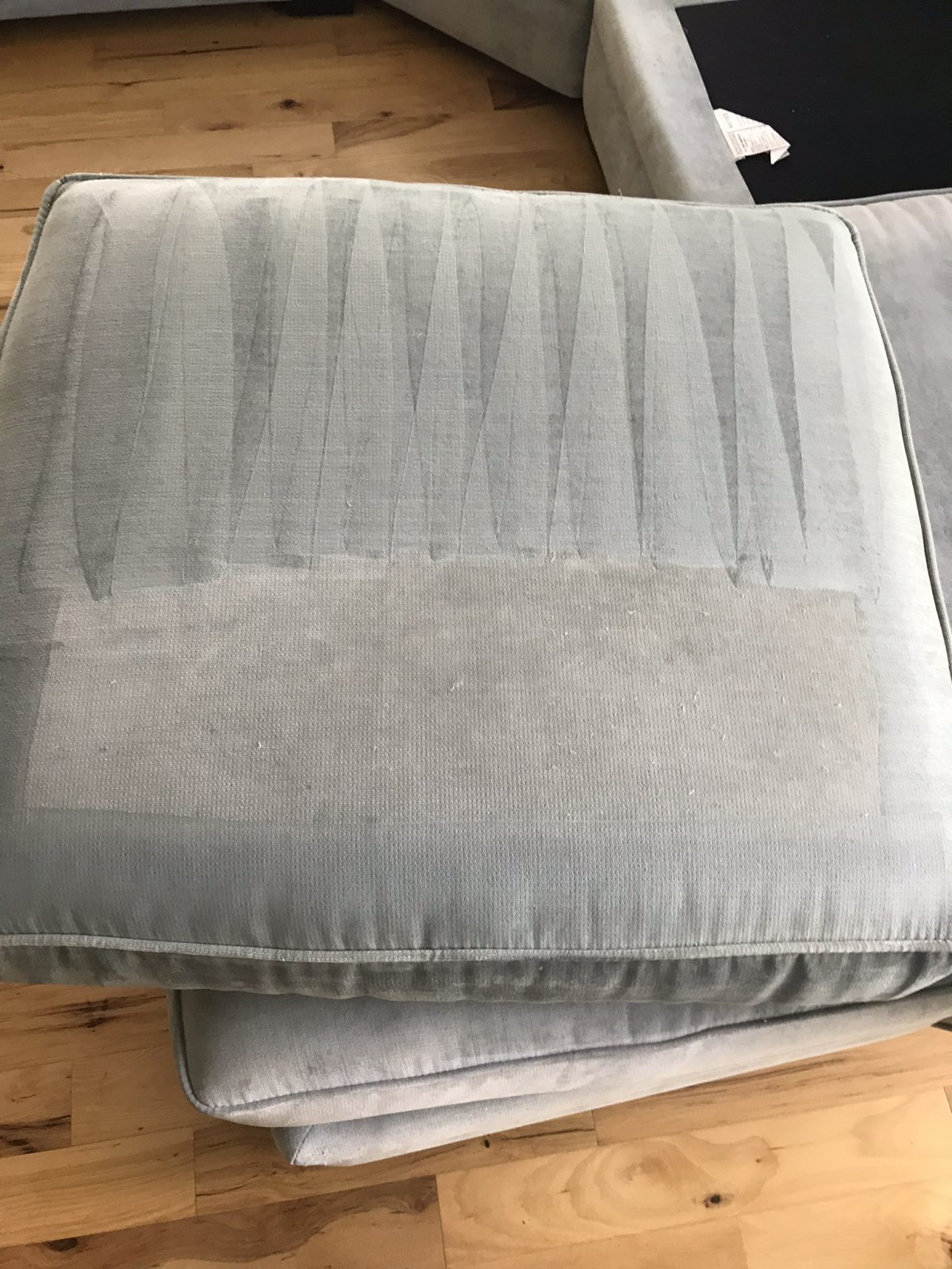 Professional Upholstery Cleaning New Port Richey Florida by Howards Cleaning Service